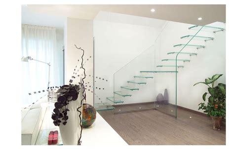 Treppen Für Kleine Räume by Fabelhafte Treppe Aus Glas F 252 R Kleine R 228 Ume Die Tollsten