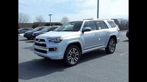 4runner Limited by 2015 Toyota 4runner Limited 4x4 Start Up Tour And Review