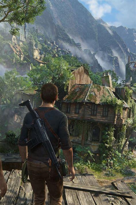 uncharted  video game wallpaper  desktop
