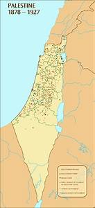 Maps of Palestine | Detailed map of Palestine in English ...