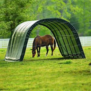 Bache De Paillage Pas Cher : abri en toile pour chevaux de larg x long 6 ~ Edinachiropracticcenter.com Idées de Décoration
