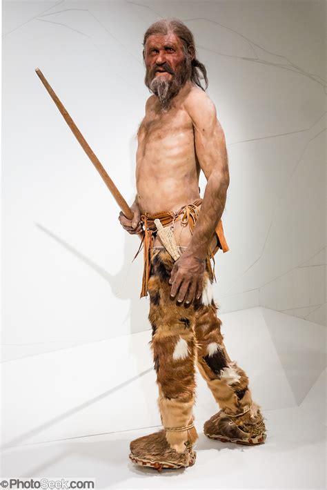 icemanoetzi reconstructed  bc mummy south tyrol