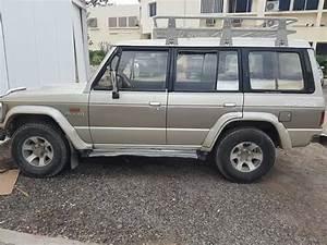 Voiture D Occasion Professionnel : voiture d 39 occasion mitsubishi pajero djibouti ~ Gottalentnigeria.com Avis de Voitures