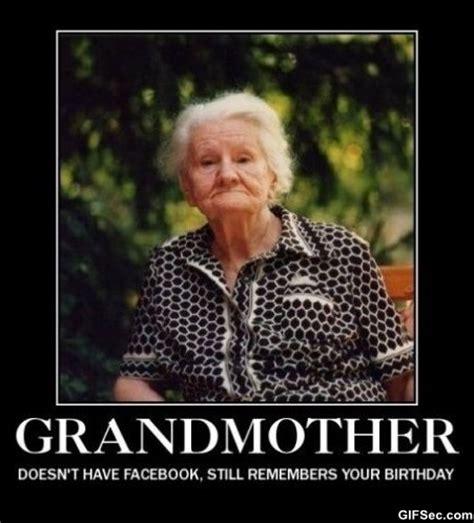 Meme Grandma - grandmother