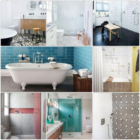 Badezimmergestaltung Mit Fliesen Interessante Beispiele