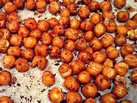 cuisine libanaise recette collation de pois chiches grillés urbaine city