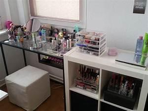 Schminktisch Hocker Ikea : michele bloggt update zu meinem schminktisch ~ A.2002-acura-tl-radio.info Haus und Dekorationen
