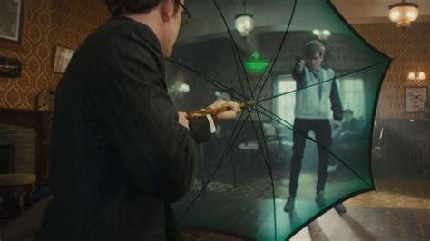 real life umbrella gun    kingsman proud