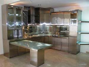 metal kitchen cabinets for your kitchen storage solution With kitchen colors with white cabinets with large metal wall art for sale