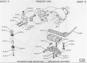 T98 Transmission Mounting
