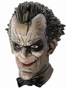 Deguisement Haut De Gamme : masque joker arkham city batman haut de gamme pour d guisement funidelia ~ Melissatoandfro.com Idées de Décoration