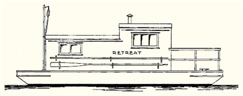 House Boat Drawing Easy by Another Bryan Shantyboat