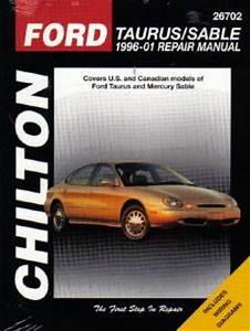 Chilton Ford Taurus Sable 1996