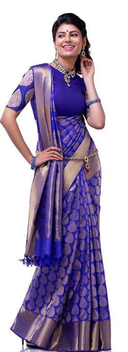 saree drape loved the draping style saree purplesaree sareedraping
