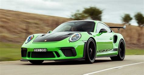 5 Sports Cars That Are Actually Faster With An Automatic ...