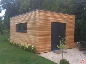 Garage Ossature Bois : construction d un garage en ossature bois par meunier fr res ~ Melissatoandfro.com Idées de Décoration