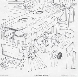 32 Massey Ferguson 165 Parts Diagram