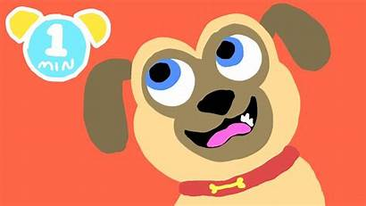 Pals Puppy Dog Clipart Rolly Drawing Fun