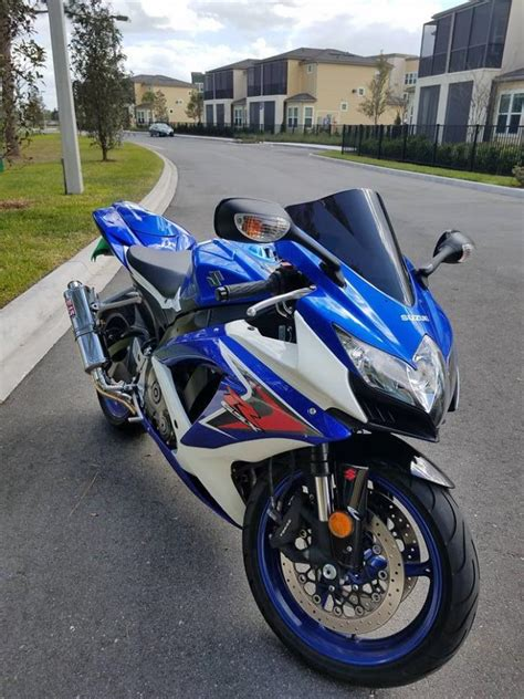 Suzuki Motorcycle Dealer Orlando by Suzuki Gsxr750 Motorcycles For Sale In Orlando Florida
