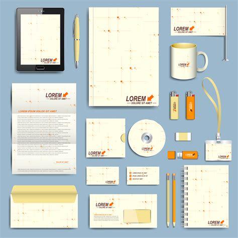 stationery design graphic design for stationary design