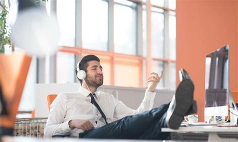 listening    work  increase productivity