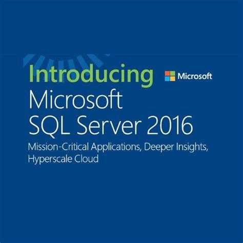 microsoft sql server  license build