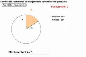 Zahl Pi Berechnen : kreissektor fl che berechnen geogebra ~ Themetempest.com Abrechnung