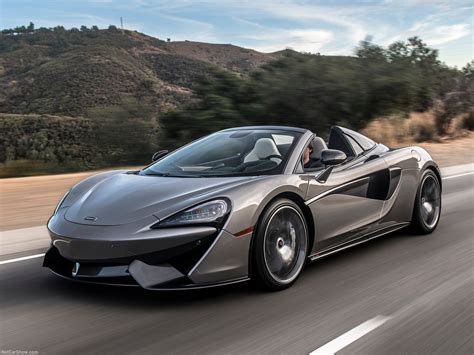 Mclaren 570s Photo by Mclaren 570s Spider Picture 184809 Mclaren Photo