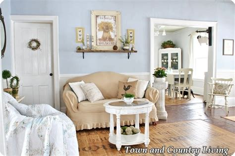 cottage living room furniture tour my midwest farmhouse town country living Country