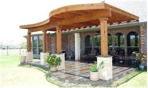 Patio Home Designs Texas by Best 25 Curved Pergola Ideas On Pinterest
