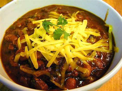 chili cuisine easy dinner recipes for seniors