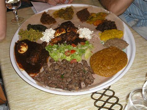 plats de cuisine cuisine ethiopienne