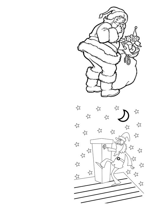 Coloring Cards by Children S Free Card Print Outs For Card