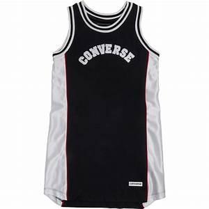 buy converse basketball jersey dress black