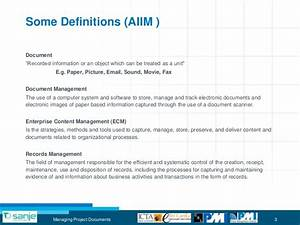 project document management with sharepoint With documents design definition