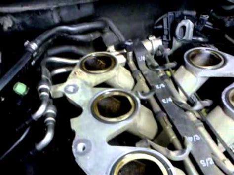 cadillac  cts valve cover gasket  intake manifold
