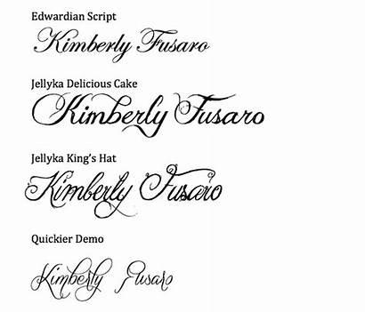 Calligraphy Easy Invitations Fancy Font Invitation Cheap