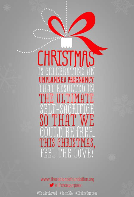 christmas  unplanned pregnancy resulting