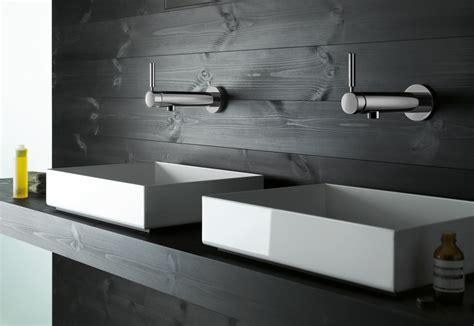 tara logic wall mounted single lever basin mixer
