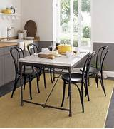 Stunning Kitchen Tables And Chairs For The Modern Home Cast Aluminum Bistro Set In Dark Gold Bistro Dining Furniture Outdoor Bistro Set Table And Chairs 3D Model Bistro Table And Chair Sets Home Conceptor