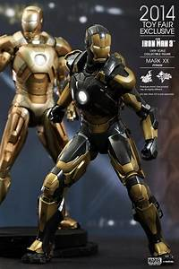 Hot Toys - Iron Man 3 - Python (Mark XX) 1/6th Scale ...
