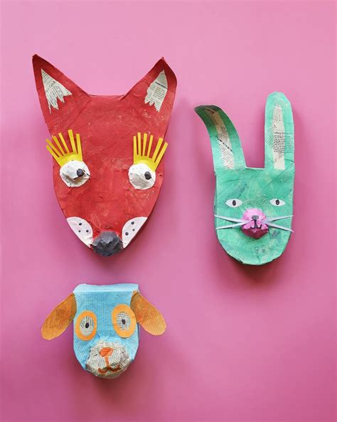 cool paper crafts  kids