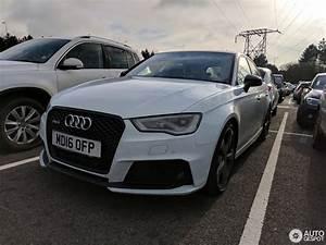 Audi Rs3 Sportback 2017 : audi rs3 sportback 8v 5 february 2017 autogespot ~ Medecine-chirurgie-esthetiques.com Avis de Voitures