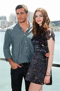 elenddoyl: Anne Hathaway y Jake Gyllenhaal ,Photocall en ...