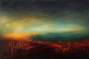 Internal landscapes sweeping abstract oceans by samantha for Internal landscapes samantha keely smith