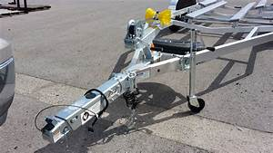All Welded All Aluminum Boat Trailer Gallery