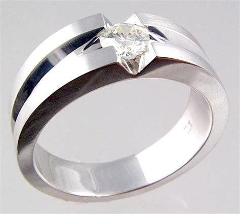 mens wedding band types jewelinfou gemstones