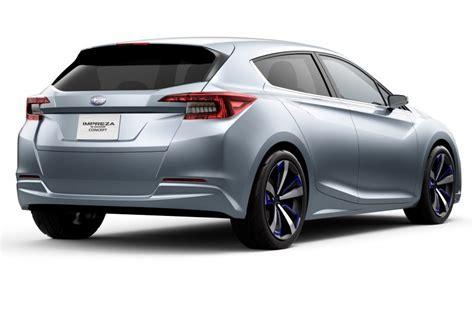 subaru impreza 5 door subaru impreza 5 door concept previews next generation