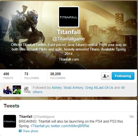 titanfall confirmed for ps4 and ps3 coming in 2013