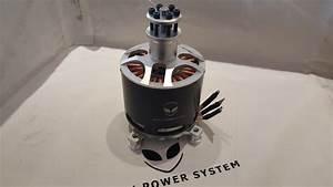120100  S Outrunner Brushless Motor 50kv 25000w